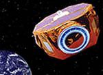 Graphic:Operating Explorer IBEX Satellite.(credit NASA)
